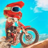 moto trial racing game