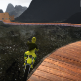 moto rider: impossible track game