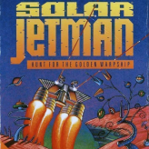 solar jetman: hunt for the golden warpship game