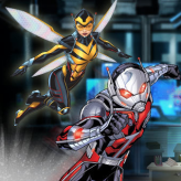 ant-man and the wasp: attack of the robots game