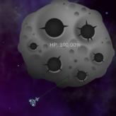 asteroid must die! game