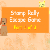 stamp rally escape part 1 game