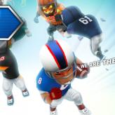 touchdown rush game