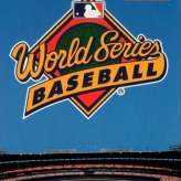 world series baseball game