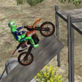 bike trials industrial game