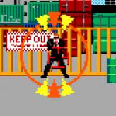 metro cop game