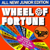 wheel of fortune junior edition game