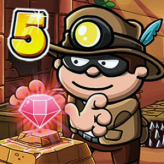 bob the robber 5: the temple adventure game