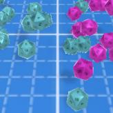 d20 vs spindown dice game