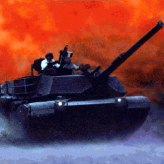 m1 abrams battle tank game