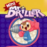 mini mr driller game