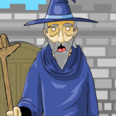 the wizard game