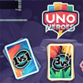 uno heroes game