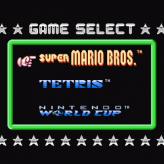 3-in-1: super mario, tetris, nintendo world cup game