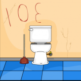 escape: the bathroom game