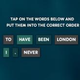 broken sentences game