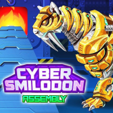 cyber smilodon assembly game
