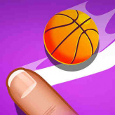 dunk brush game