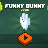 funny bunny logic game