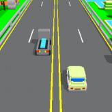 pixel highway game