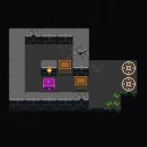 sokoban dungeon game