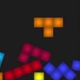 tetris with physics game