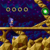 sonic: hidden palace adventure game