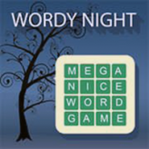 wordy night game