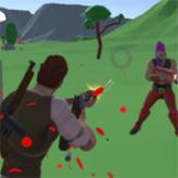 battle royale survival game