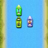 ben 10: boat racing game