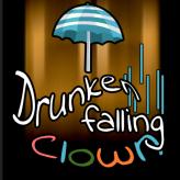 drunken, falling clown game