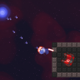 spacedust defender game
