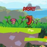 super maria dash game