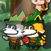 super raccoon world game