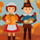 thanksgiving jigsaw game
