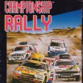 championship rally game