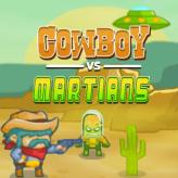 cowboys vs. martians game