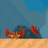 hermit the sluggish caterpillar of the sea game