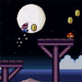 super mario world: the mysterious armada game