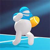 ball mayhem: rugby io game
