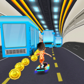 bus and subway runner game