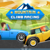 mountain climb racing game