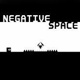 negative space game