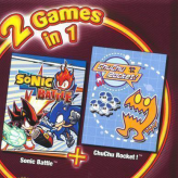 2 in 1: sonic battle & chuchu rocket! game