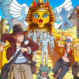 oh mummy genesis game