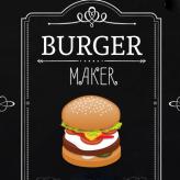 burger maker game