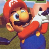 mario golf gb game