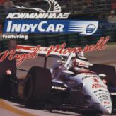 newman hass indy car racing game