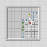 super minesweeper game