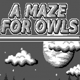a maze for owls game
